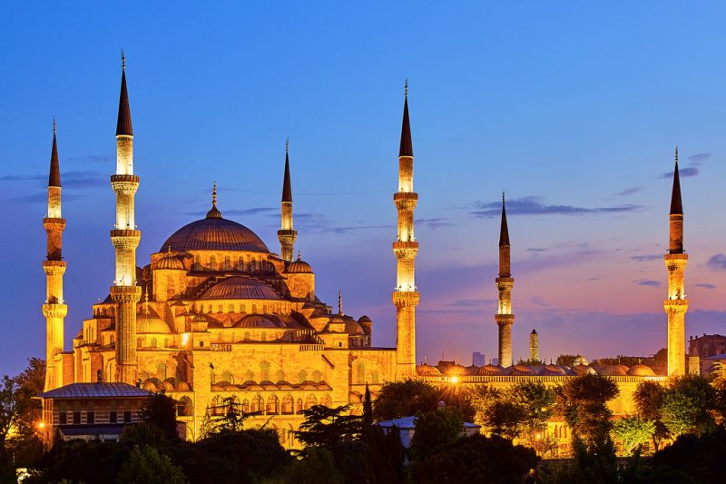 istanbul package from dubai