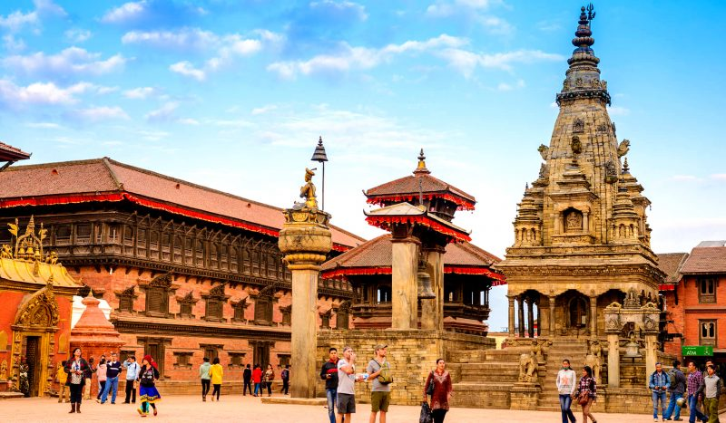Kathmandu packages from UAE