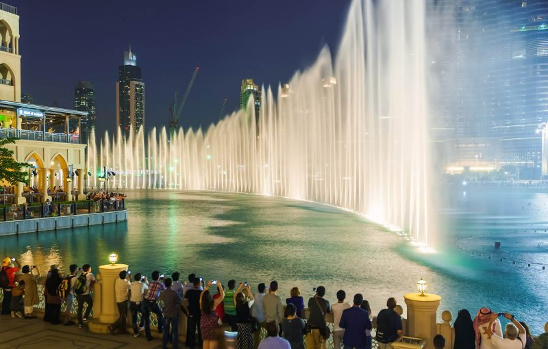 Dubai Christmas Package