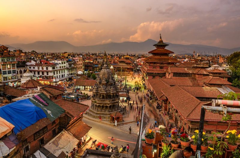 Nepal holiday packages from Dubai