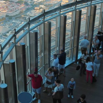 Burj Khalifa Tickets Price