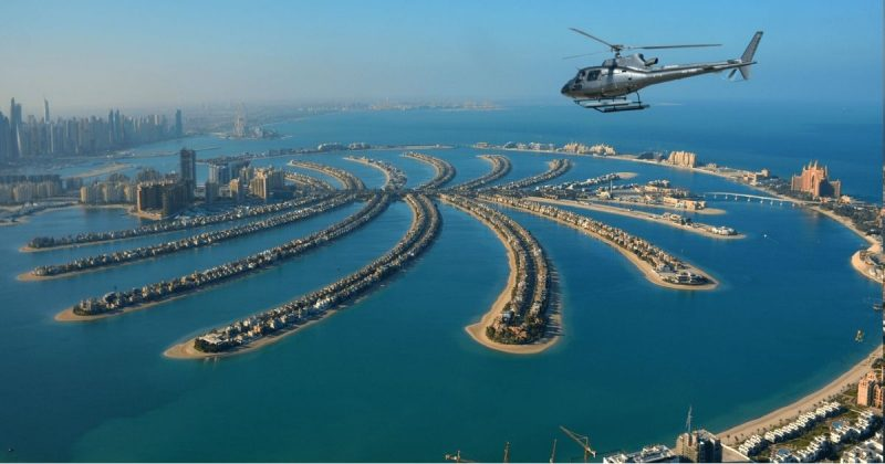 The Palm Helicopter Tour