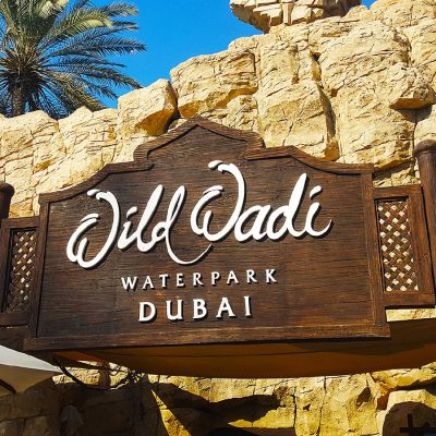 Book Wild Wadi Waterpark Tickets Online