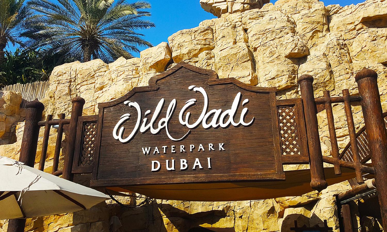 Book Wild Wadi Waterpark Tickets Online