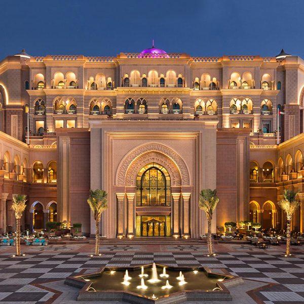 Abu Dhabi Break
