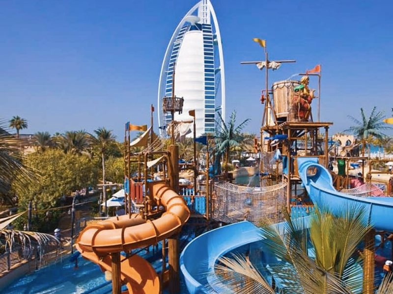 best water parks in Dubai