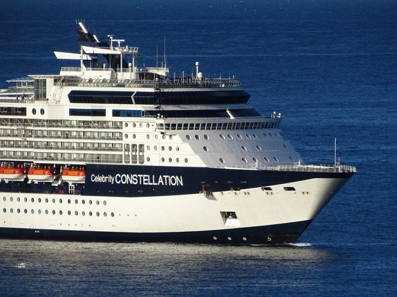 Cruise to India