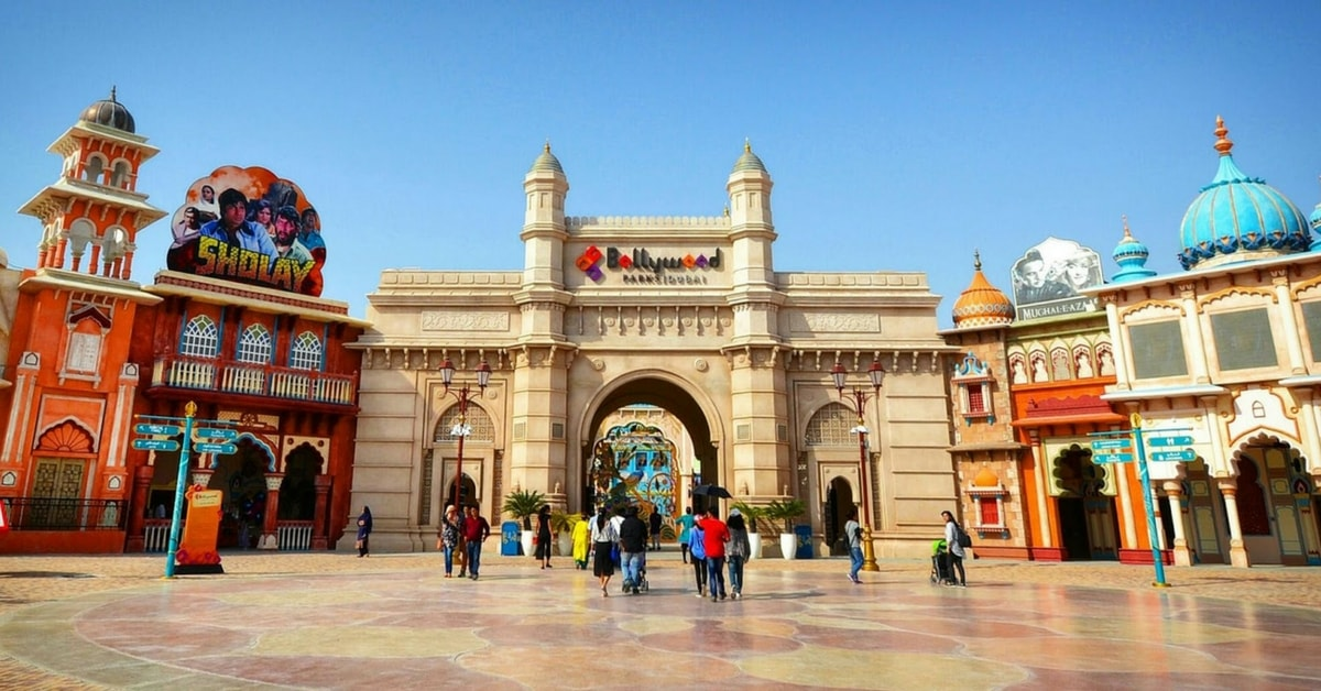 Bollywood Theme Park Dubai