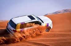 Book Dubai Desert Safari Tickets Online