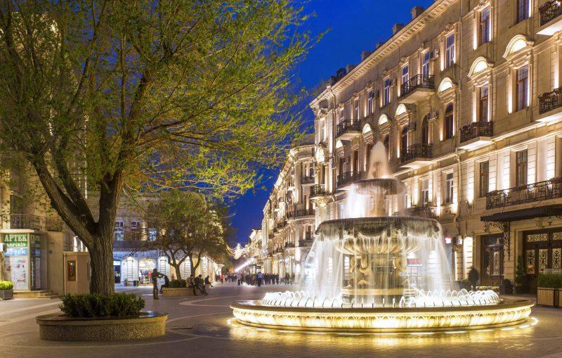 Baku & Gabala Eid Al Adha Tour Packages From Dubai