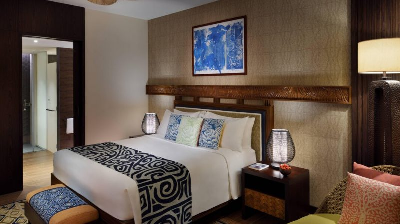 Lapita Guest Room Single Bed