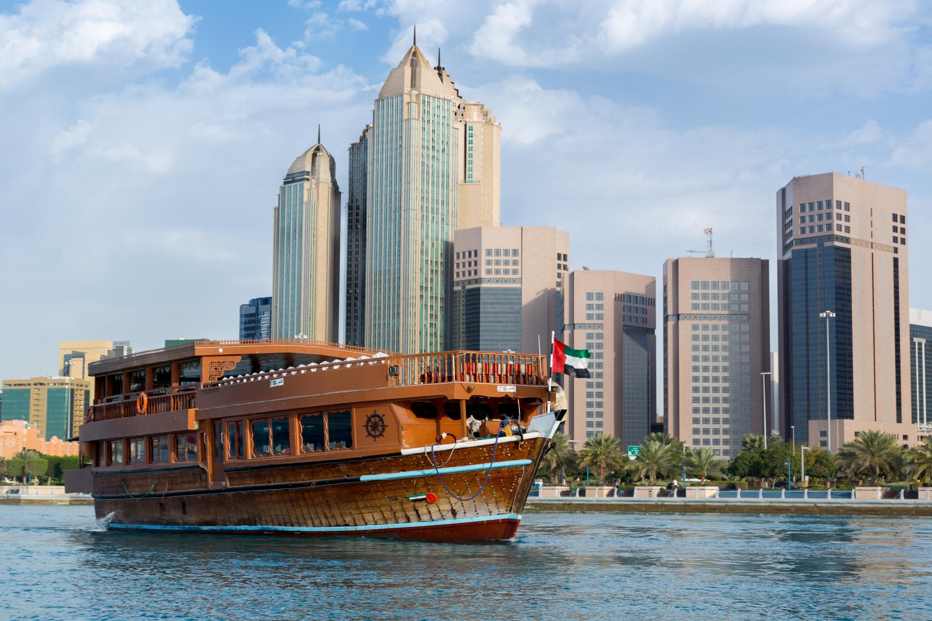 Rustar Luxury Cruise Dinner