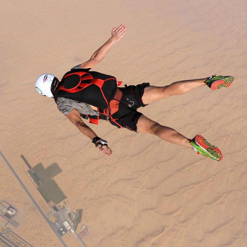 Skydive Dubai Booking