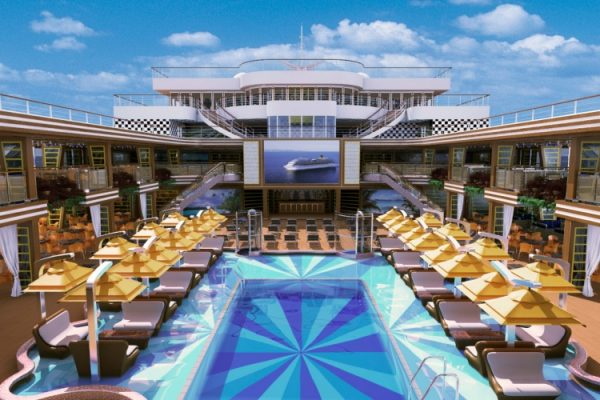 Costa Diadema Cruise From Dubai
