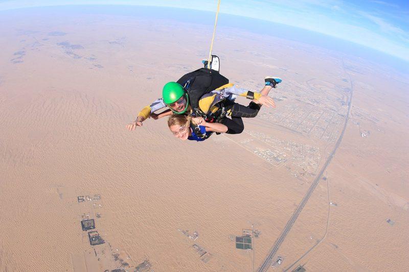 Skydive Dubai Price