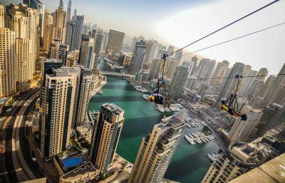 Adventure Sports In Dubai