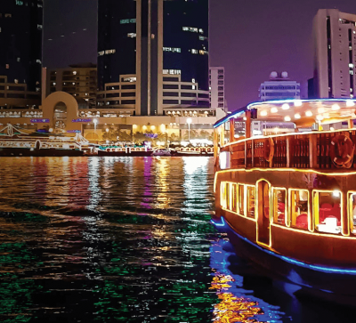 Dhow Cruise Marina Deals