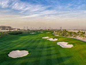 Play Golf at Dubai Hills Golf Club