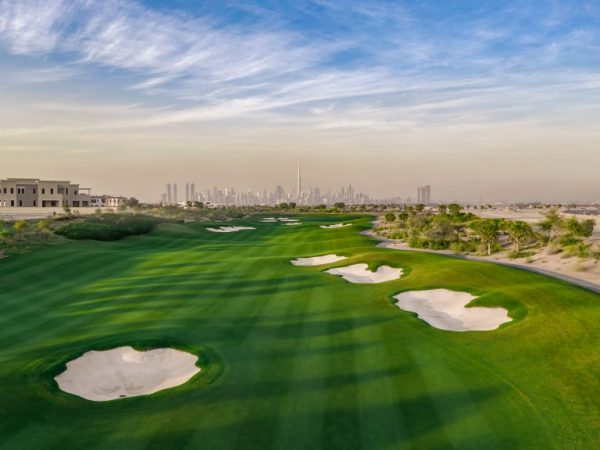 Play Golf at Dubai Hills Golf Club