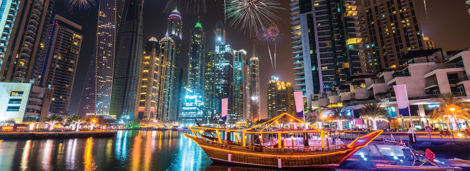 New Year Offers In Dubai
