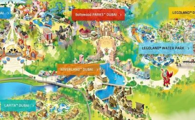 Dubai Parks & Resorts Tickets Online