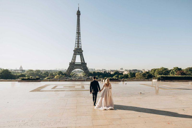 Paris Tour Packages From Dubai