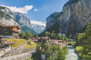 Switzerland Holiday Packages From UAE