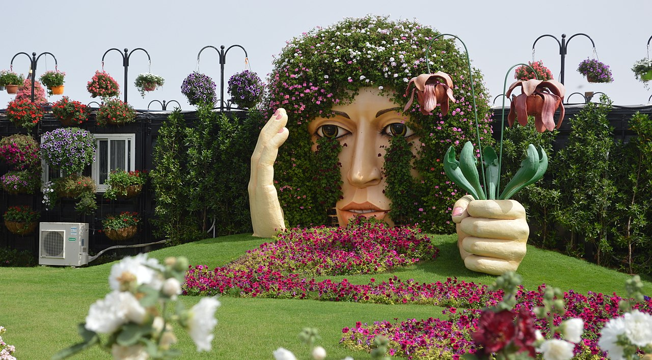 Miracle Garden Tickets Prices Online