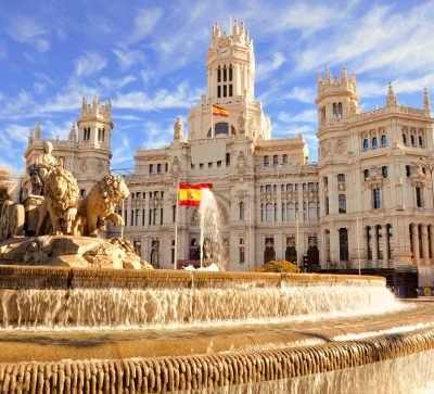 Spain tour packages from Dubai