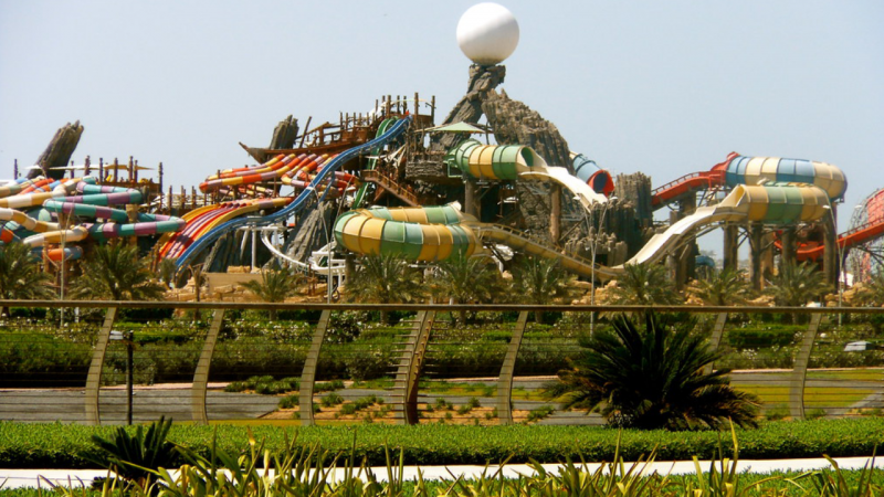 Book Yas Water World Abu Dhabi Tickets Online