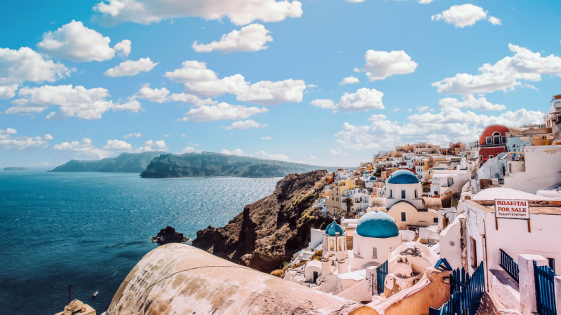 Greece Holiday Packages From UAE