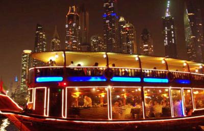 Dinner Cruise In Old Dubai