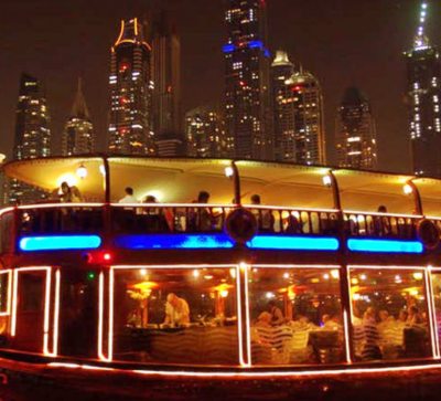 Dinner Cruise In Old Dubai