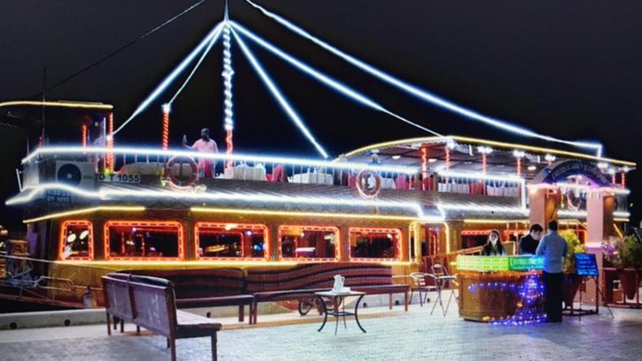 Deira Dinner Cruise