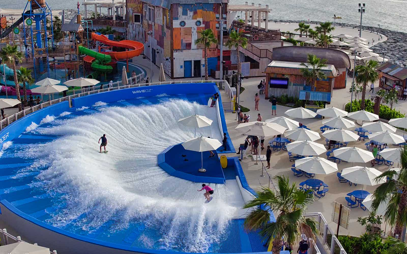 Things to do for kids in Dubai