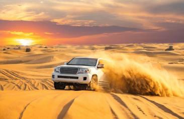 Sunrise Desert Safari in Dubai