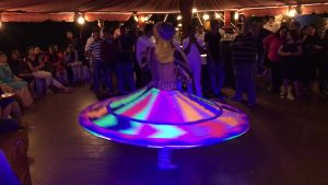 Tanoura Dance at Dhow Cruise
