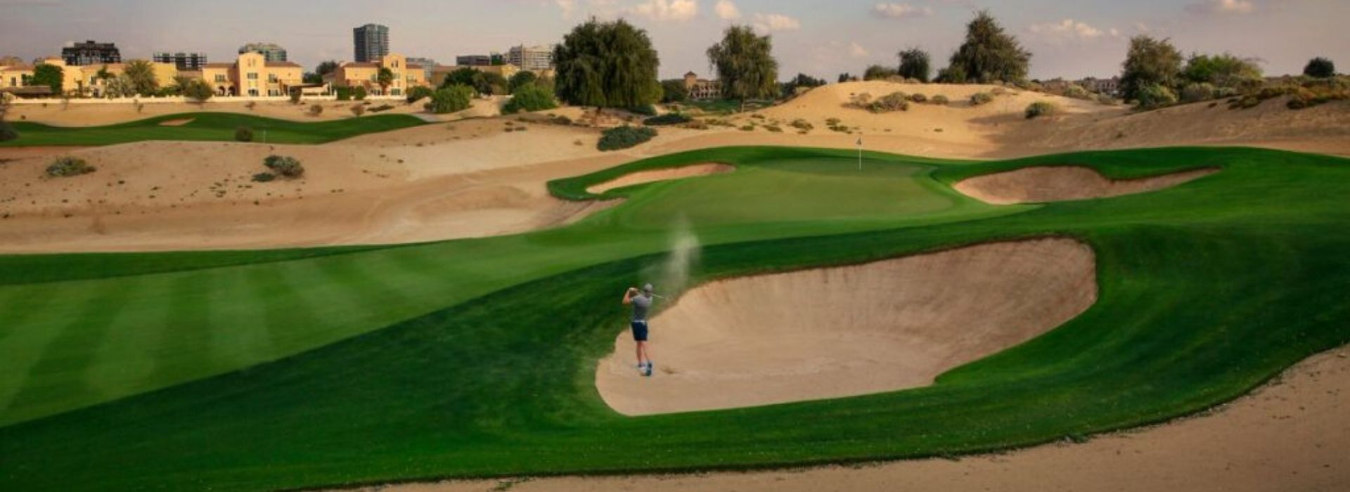 Play Golf In Dubai
