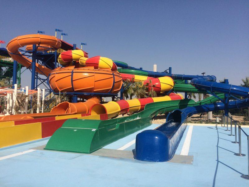 Legoland Water Park Rides