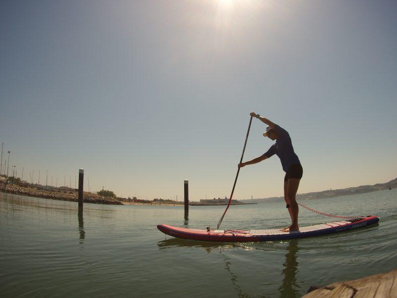 Paddle Boarding Dubai