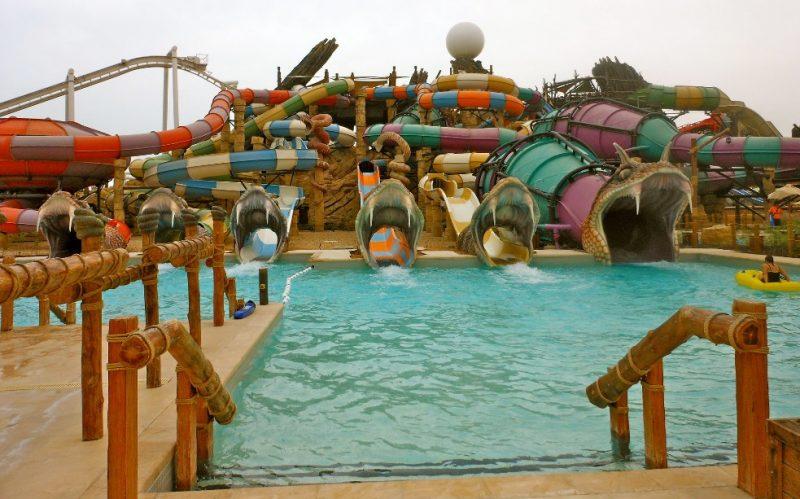 Yas Waterworld Waterpark
