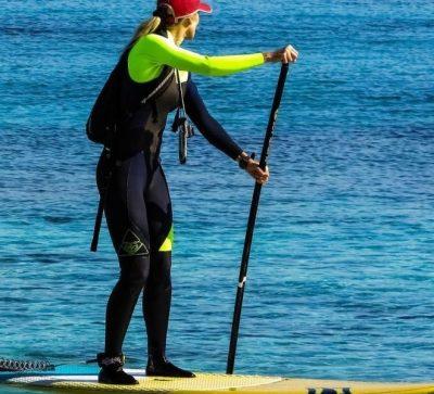 Stand Ip Paddle Board Dubai