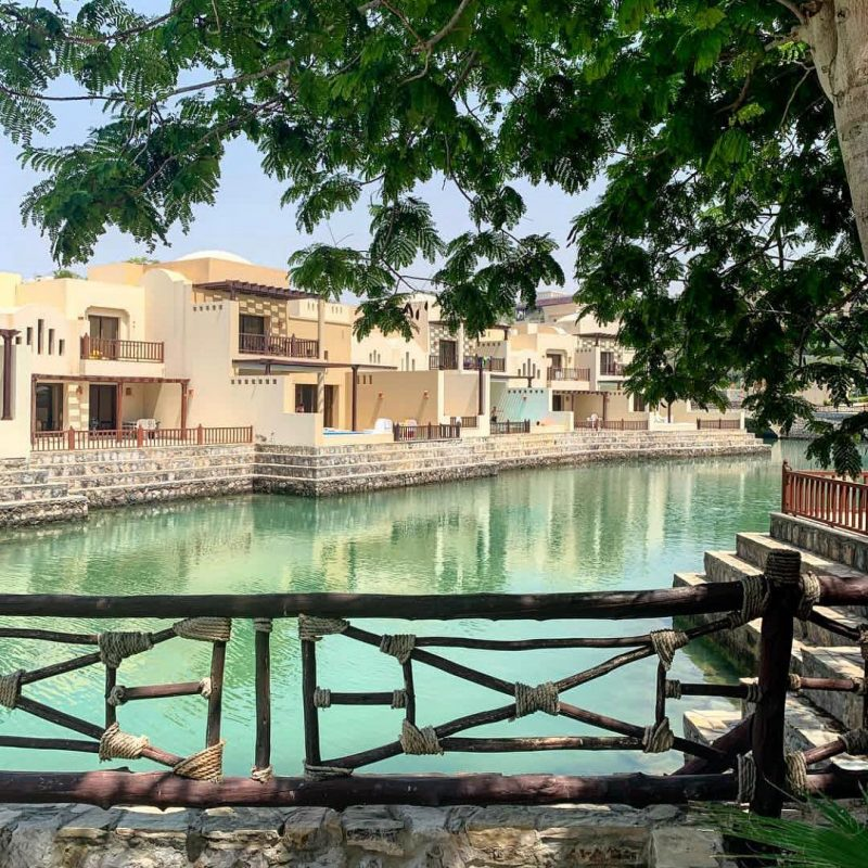 the cove rotana resort offers