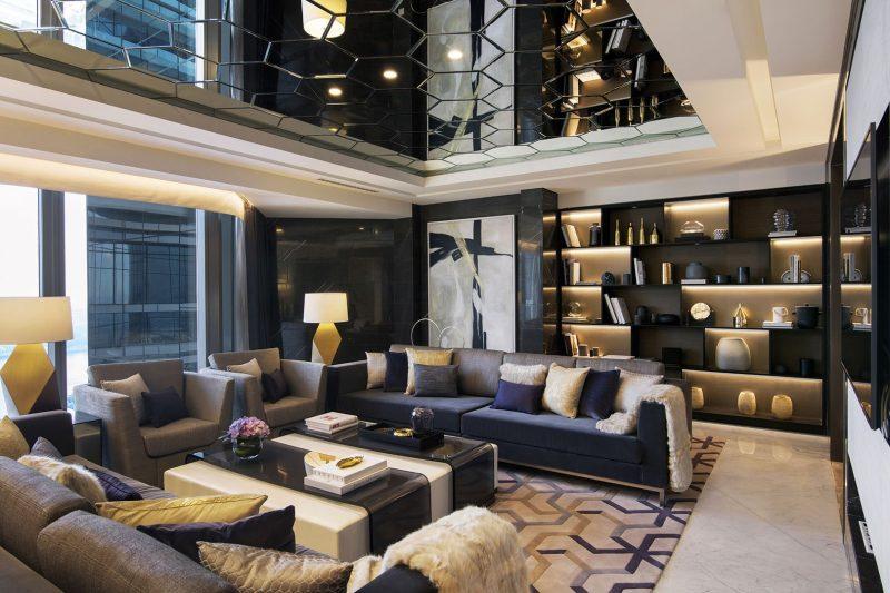 Al Bandar Rotana Royal Suite Lounge