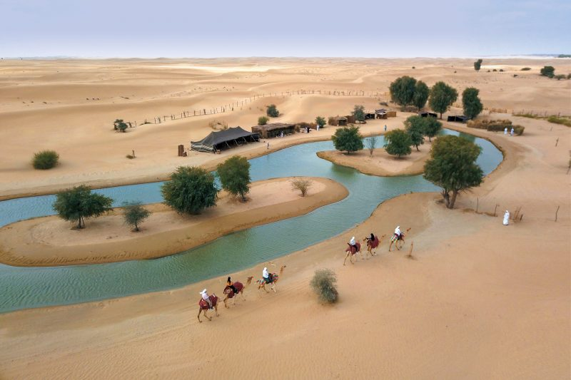 Al Marmoom Bedouin Experience