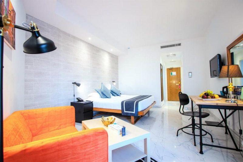 Bin Majid Beach Hotel Rooms