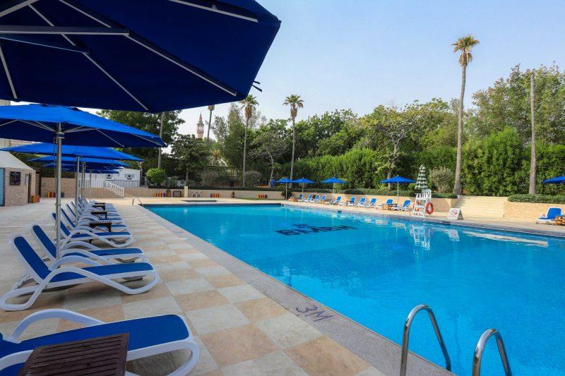 Bin Majid Beach Hotel Swimming Pool