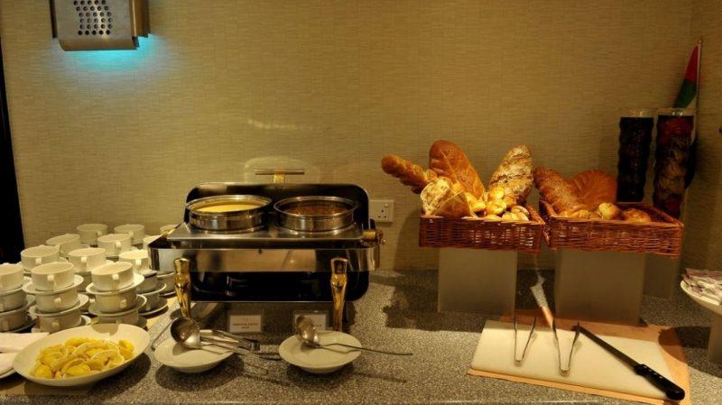 Carlton Tower Breakfast