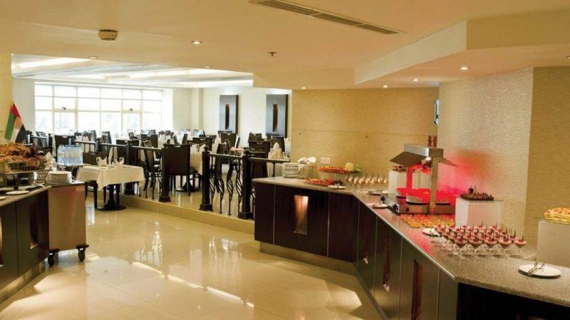 Carlton Tower Restaurant