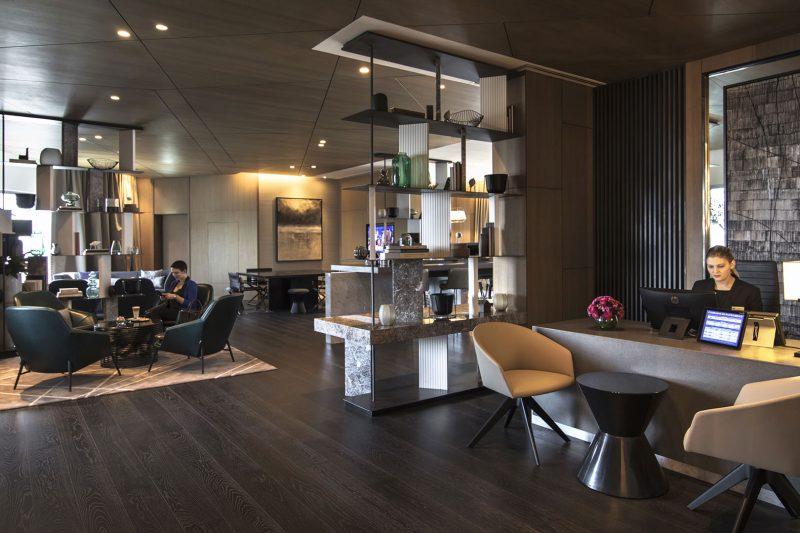 Club Rotana Guest Lounge